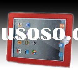 Dustproof for ipad 2 case leather with stand