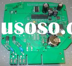 FR4 PCB with 3oz copper thickness, PCB Assembly