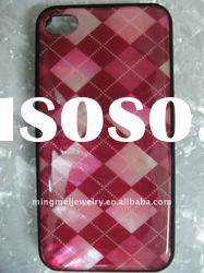 Fashion design shell material mobile phone case