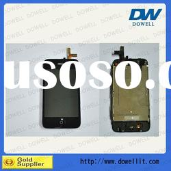 For iPhone 3GS Touch Screen Digitizer LCD Assembly