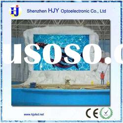 HJY P6 Indoor Full Color Advertising LED Video Display