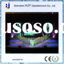 HJY P6 Indoor Full Color Stage Display