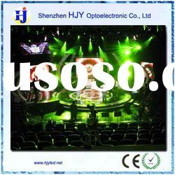 HJY indoor full color stage display