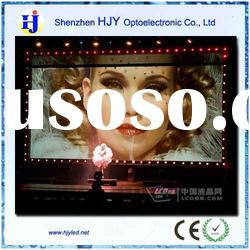 HJY indoor full color stage screen stage display