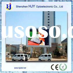 HJY outdoor full color led screen led display