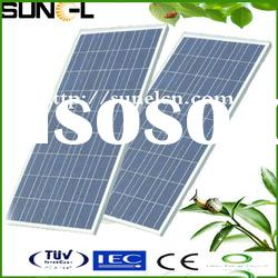 High Quality Solar Panel 70w With CE, TUV Certificated