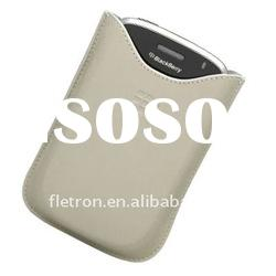 Holder Leather Case Pouch For Blackberry Torch 9000