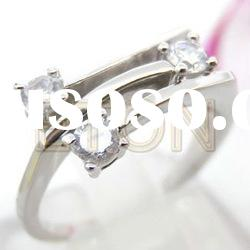 Hot sale fashion woman wonam's jewelry,wholesale 925 sterling silver ring (R5367)