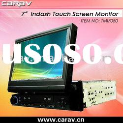 Hot selling one din indash PC monitor