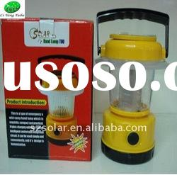 LED Emergency Solar Camping Lamp