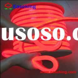 LED Neon Rope Light, Available in Red, Green, Blue, Orange, and Yellow Colors