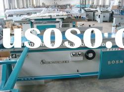 MJ6138D cutting tools sliding table saw for wood working