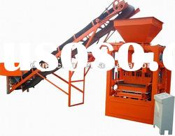 manual hollow block making machine india
