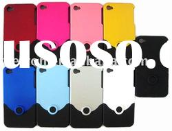 New design plastic hard back case for iphone 4g 4