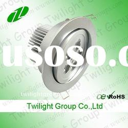 Newest Led Recessed Downlight 5w High Quality Edison/Cree Led (CE&RoHs)