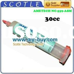 Orginal AMTECH Solder Flux Solder Paste NC-559-ASM 30cc