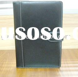 PU leather notebook/business notebook