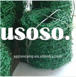 PVC coated Barbed Wire/Galvanized Barbed Wire