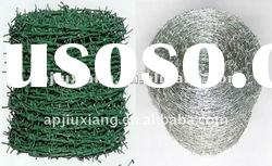 PVC coated /Electro galvanized Barbed Wire