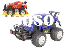 Plastic Toy Friction Car