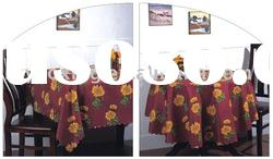 Polyester Printed Table Cloth With Waterproof