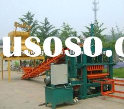 QFT5-20 sem automatic paver block making machine, paver machine