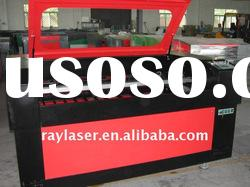 RL95140HS double-head laser engraving machine, CO2 laser engraver for curve surfaces