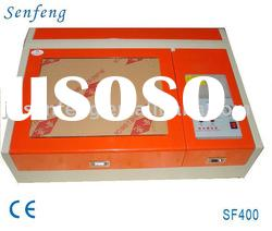 SF400 CO2 laser engraving machine for nonmetal
