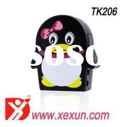 Smallest GPS tracker TK206 & TK206-2 from Xexun