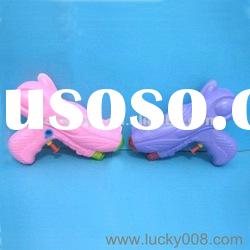 Solid color double-end water gun toy gun