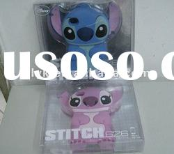 Stitch Case With Retail Packing, Mobile Phone 3D Silicone Stitch Case
