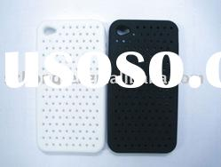 Top quality silicone mobile phone cases/covers/shells for iphone 4G
