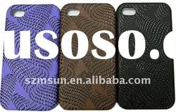 Unique Pattern PC Hard Back Cover Case for iPhone 4