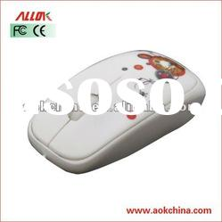 Water Printing 3D 1000dpi USB Wired Optical Mouse