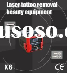 World wide Q-Switch Yag Laser Tattoo eyeliner and eyebrow removal beauty equipment