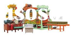 automatic paver block machine ,interlocking mud brick making machine 6-15