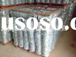 barbed wire;galvanized barbed wire coil