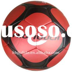 best quality PU smooth surface machine stitched football