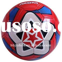 best quality PVC smooth surface machine stitched football