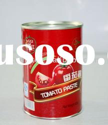 canned tomato puree to West Africa