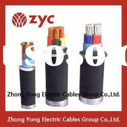 cca cable xlpe insulated pvc sheath power wire