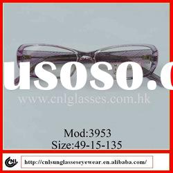 cheap price quality plastic new arrival novelty eyeglasses 2011