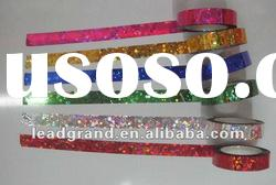 colorful laser adhesive tape