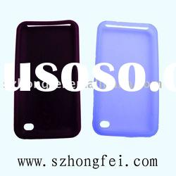 comfort touch silicone mobile phone back covers