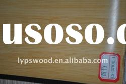 decorative bamboo design of fancy pvc plywood
