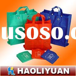 foldable nonwoven shopping bag tote
