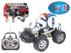full function remote control rc police car toy 1:14 scale