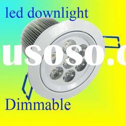 high power cob led downlight adjustable recessed ceilinglamp 7W 14W 21W