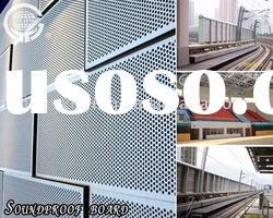 highway soundproof board/acoustic ceiling panel
