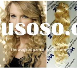hot sale remy hair lace front wig